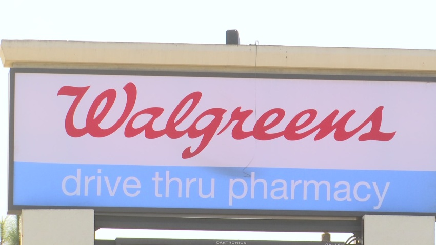 Walgreens Drive Thru Pharmacy