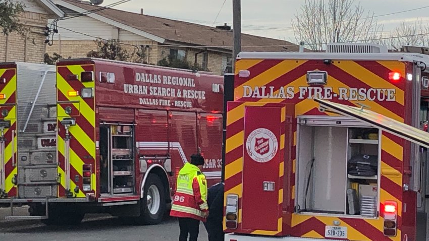 At least seven people were displaced after a fire Saturday morning at a northeast Dallas condominium complex in the 5000 block of Matilda Street, near Greenville Avenue and Lovers Lane.