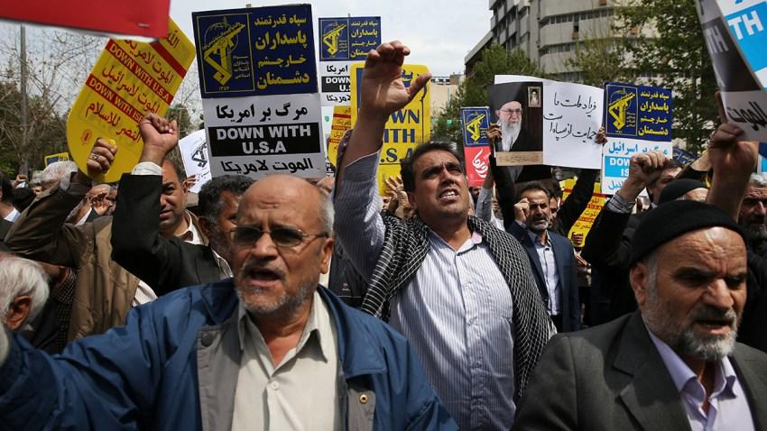 Iran US Sanctions