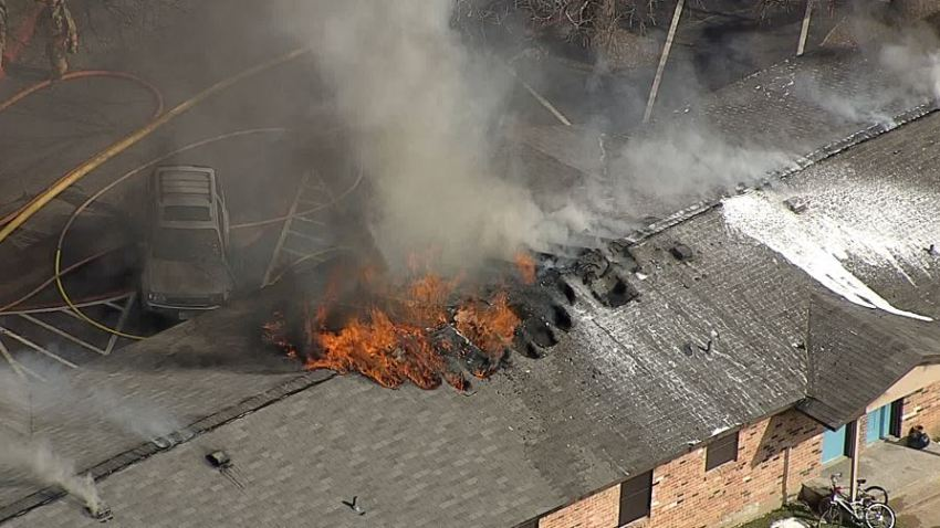 Irving heights Fire