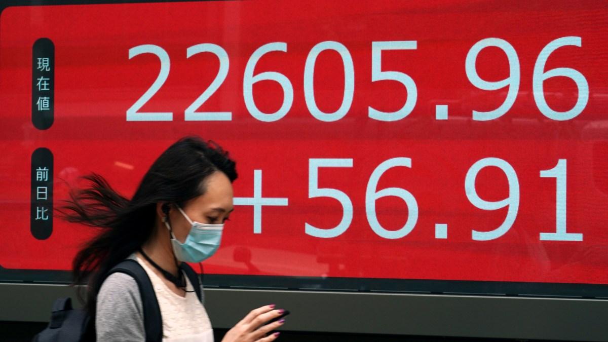 www.nbcdfw.com: Asian Stocks Skid as New Coronavirus Cases Rattle Markets
