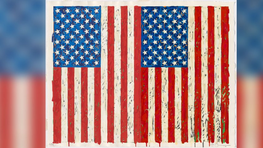 Jasper-Johns-Flags