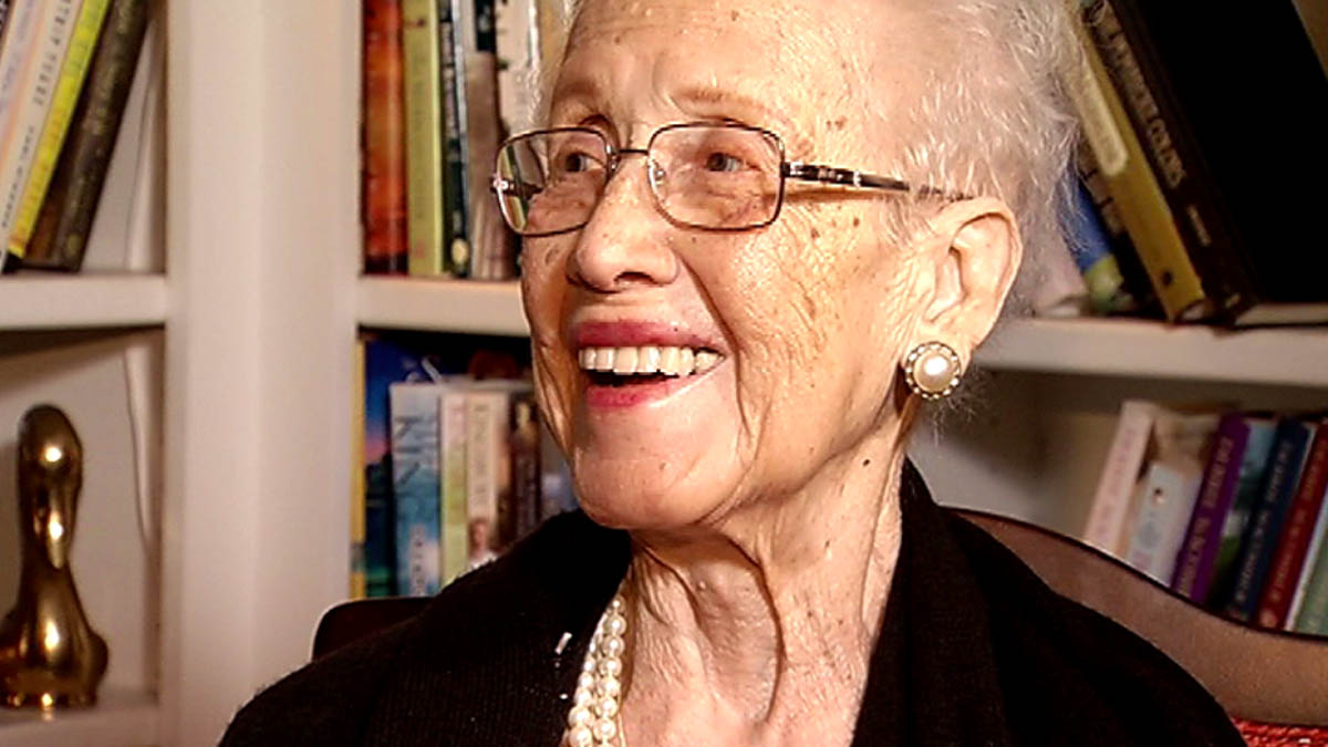 Spacecraft Headed to ISS Named After Legendary NASA Mathematician Katherine Johnson