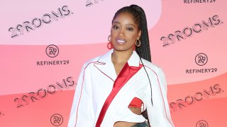 in this Dec. 5, 2019, file photo, Keke Palmer attends Refinery29 Presents 29Rooms New York: Expand Your Reality Experience 2019 in Brooklyn City.