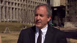 Ken Paxton interview