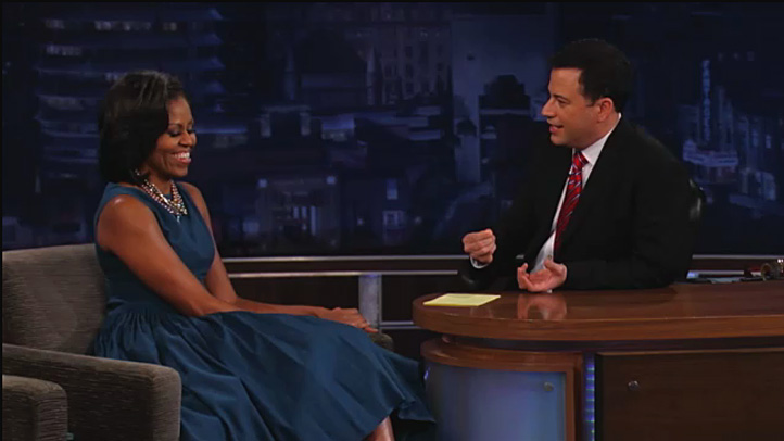 Kimmel First Lady