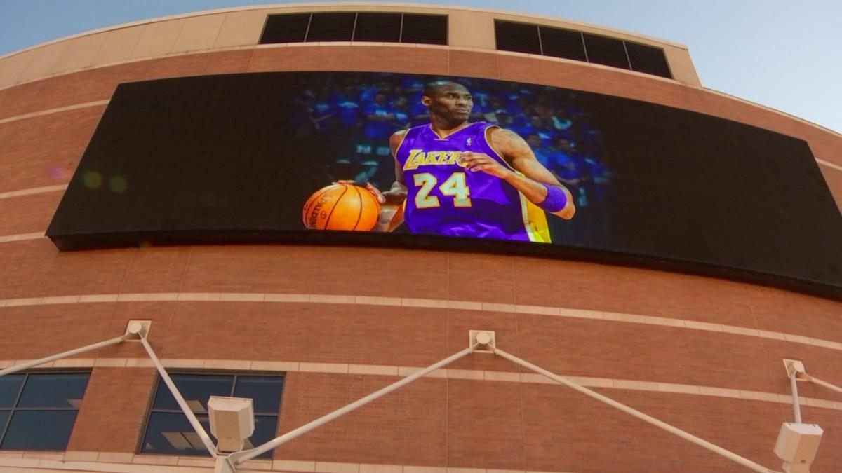 Mavericks, Thunder Honor Kobe Bryant in Teams' 1st Game ...