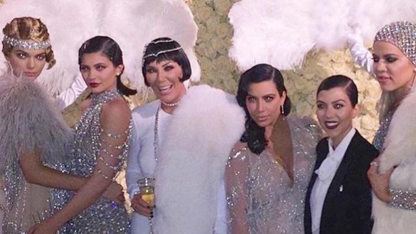 Kris Jenner 60th Bday Screenshot Instagram