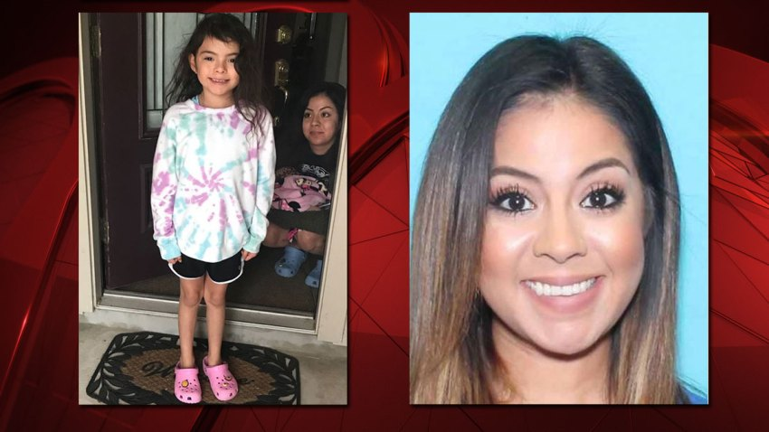 Amber Alert Discontinued For 8 Year Old New Braunfels Girl Her Mother Nbc 5 Dallas Fort Worth