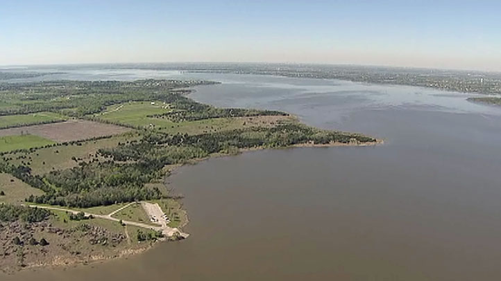 Lake-Lavon-Aerial-032612