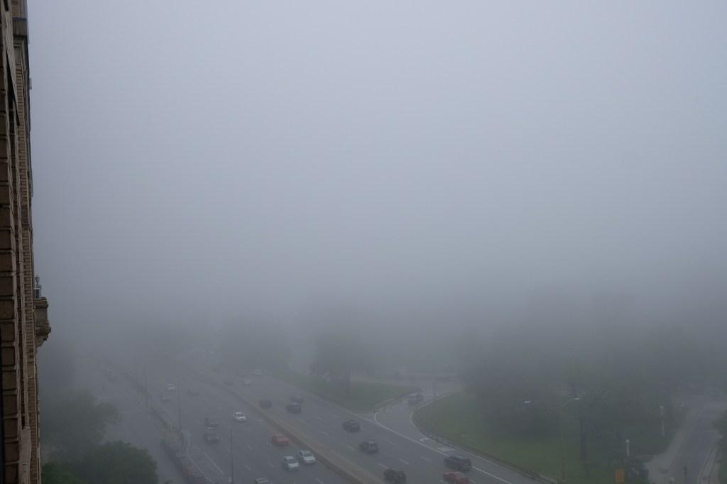 Lakeside Fog 2