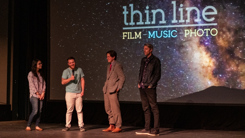 Last year's Thin Line Fest