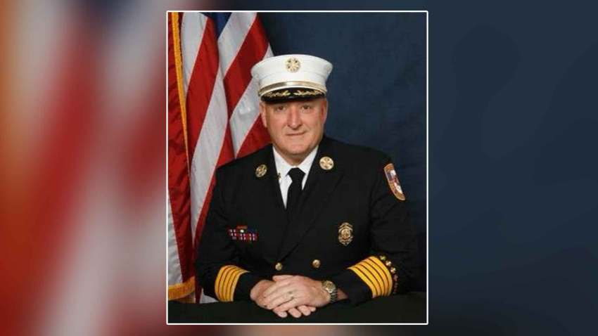 Lewisville Fire Chief Timothy Tittle died Monday after a long battle with cancer, officials said on social media.
