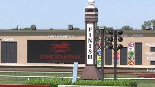 Lone Star Park 050114