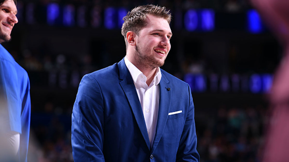 Mavs All-Star Doncic Resting Ankle on Back-to-Back at Hawks