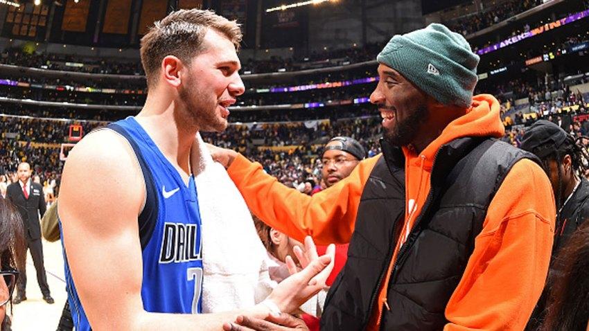 Kobe 5 – to NBC Death Bryant's Players React Mavericks