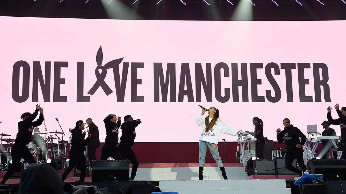 Grande Reflects on 'Tremendous Heaviness' Ahead of Manchester Bombing Anniversary