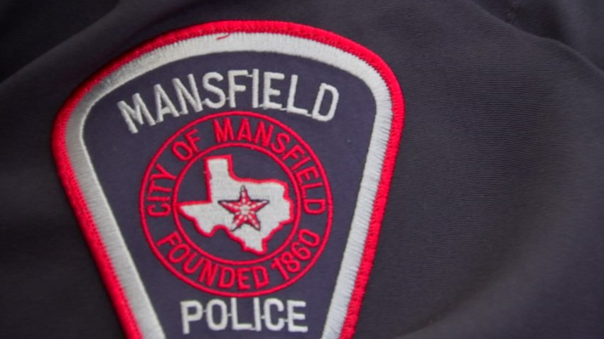 Mansfield Police patch