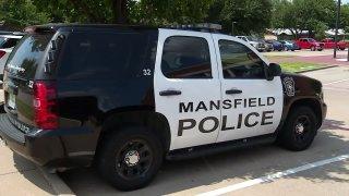 Mansfield TX police