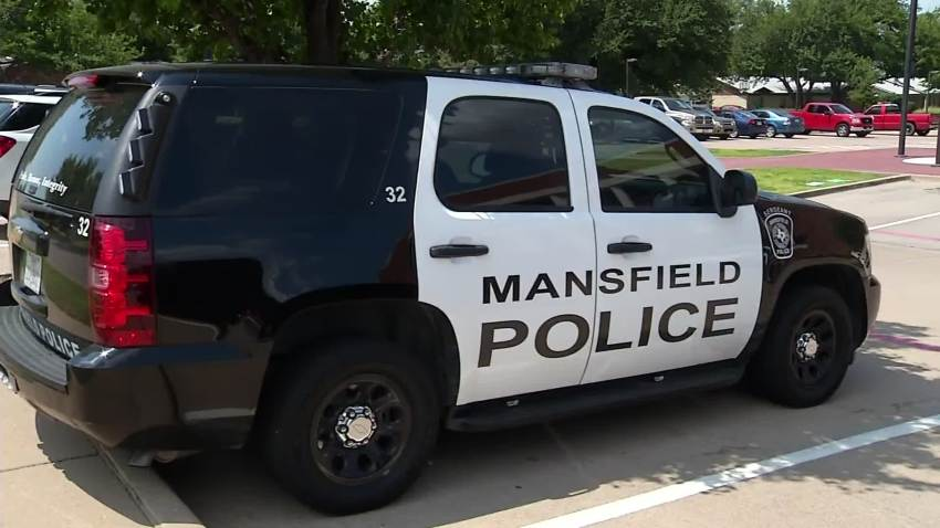 Mansfield TX police