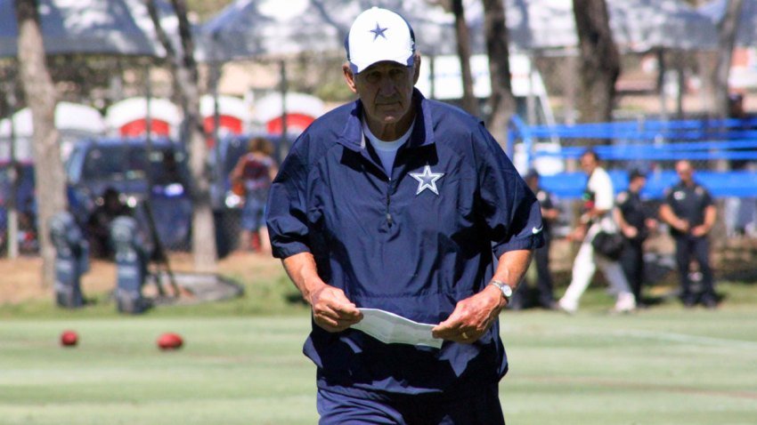 Monte-Kiffin--cowboys-camp-072814
