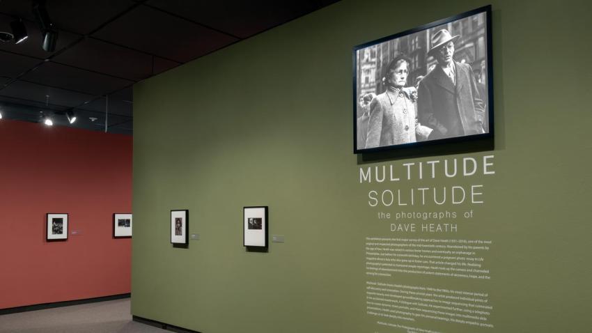Multitude Solitude The Photographs of Dave Heath_June 2018_1_Amon Carter Museum of American Art