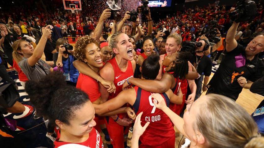 Mytics Win the WNBA Championship (2019)
