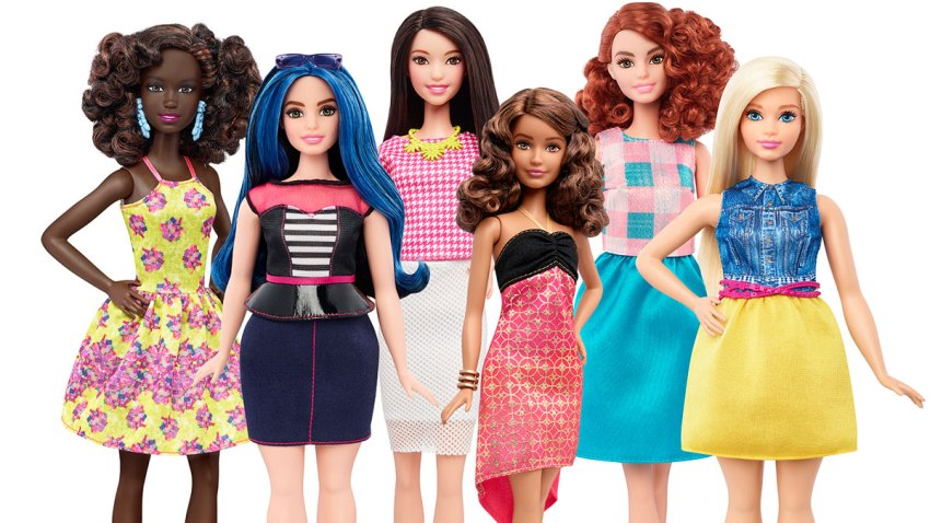 New-Barbie-2016-Collection