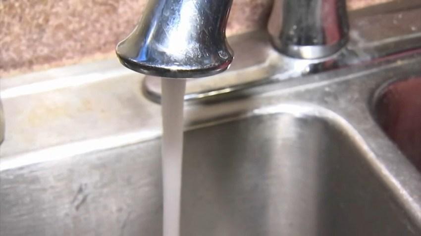 Newark Water Faucet Lead Worries NJ