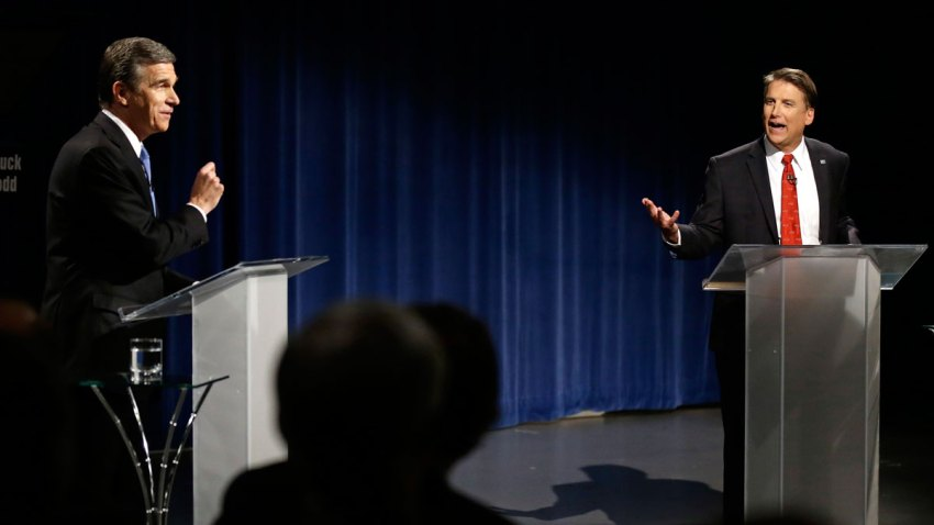 Governor 2016 North Carolina Debate