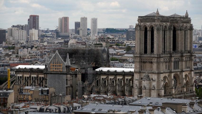 France Saint Jacques Tower