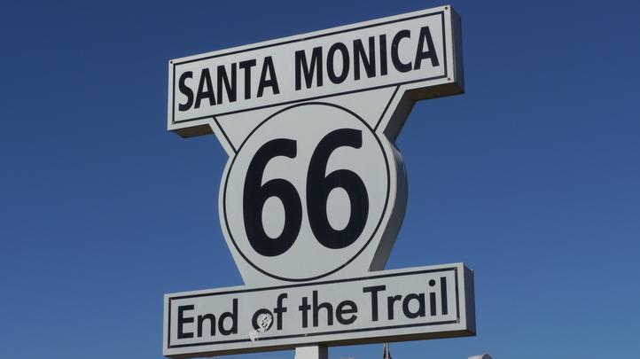 Route 66 Santa Monica [genericsla]
