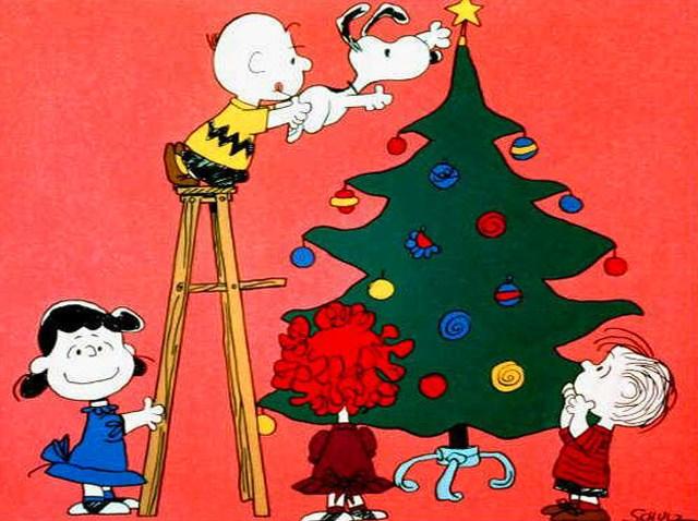 PHI charlie brown christmas