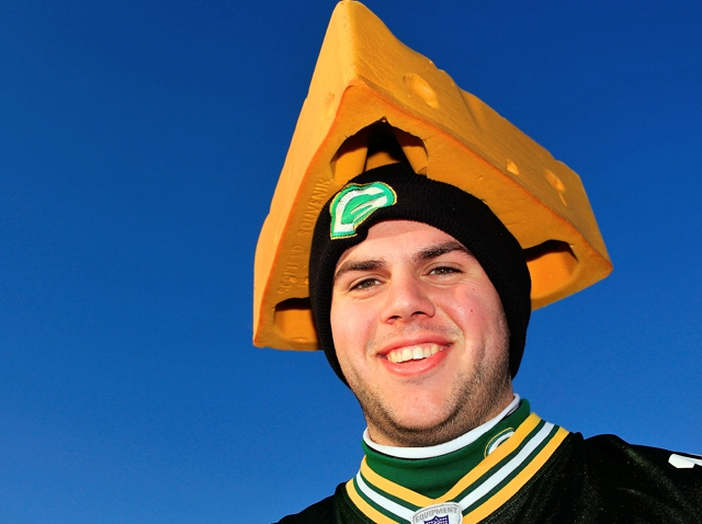 Packers Cheeseheads