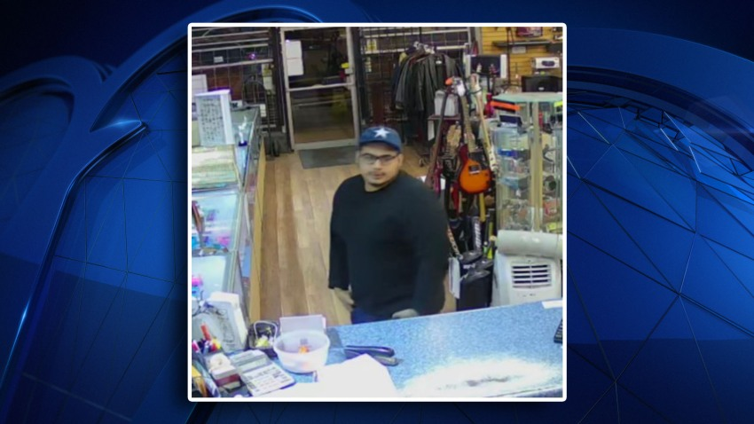 Dallas Police Ask for Public's Help in Identifying Theft Suspect