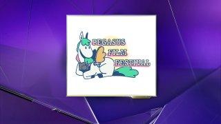 Pegasus Film Festival logo