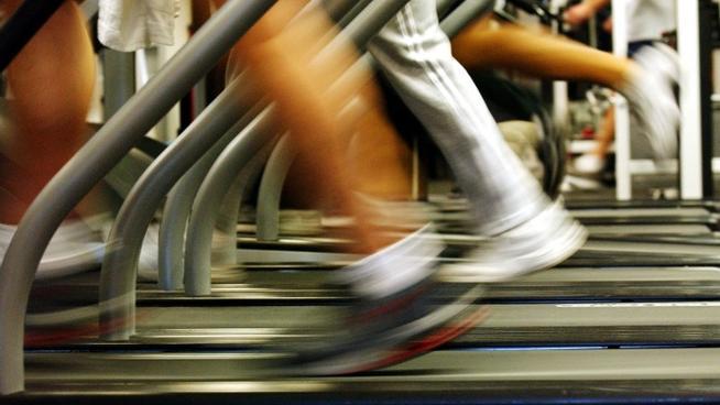 Gym Generic Running Generic
