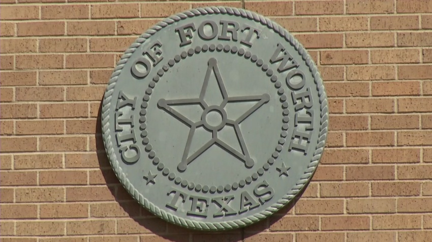 City of Fort Worth Seal