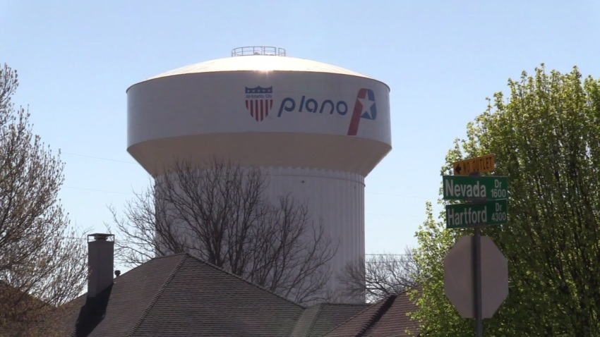 Plano Water Tower1