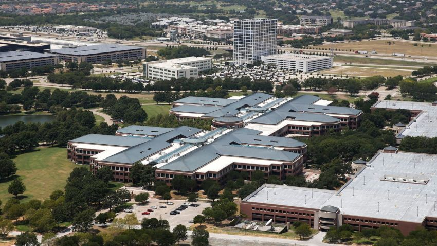 Developers redoing the former J.C. Penney headquarters in Plano are being threatened with a forced sale.