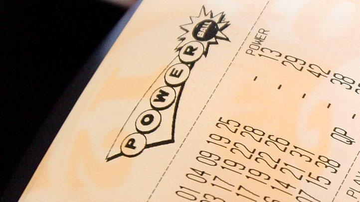 Powerball-Ticket