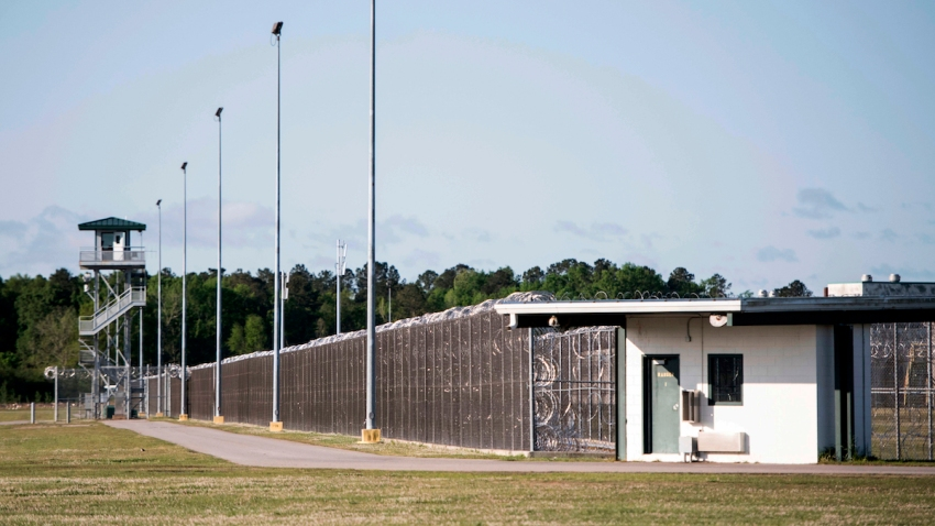 Prison Homicides South Carolina