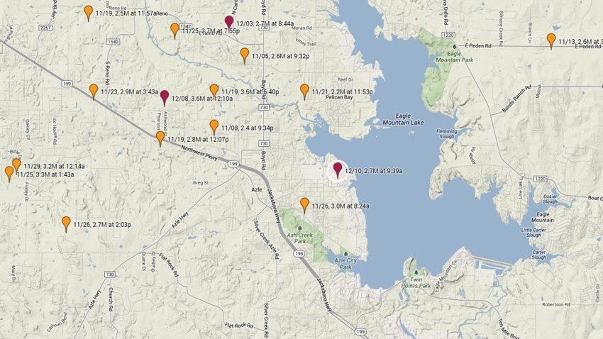 2.6 Magnitude Quake Reported Near Pottsboro on Thursday ... on most current world map, iran earthquake map, world earthquake map, kuwait map, grand theft auto: san andreas map, global earthquake map, first aid map, civilization iv map, joint operations map, earthquakes on a map, earthquake worldwide map, high five map, the sims map, radiation zone map, earthquake location map, earthquake distribution map, ebola map, quota map, the ship map, drift map,