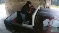 Surveillance Video Shows 2 Men Who Broke Into Car Wash Coin Machine Unsuccessfully