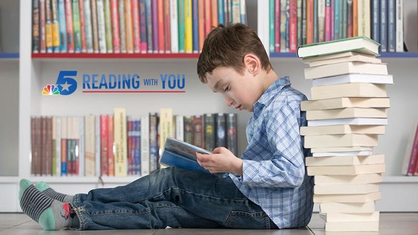 boy reading bookish library
