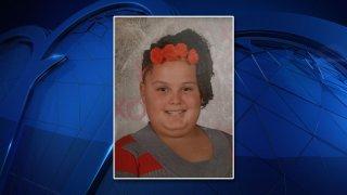 Requell De'Angel Brown, 12, was last seen around 3:30 p.m. Saturday, police say
