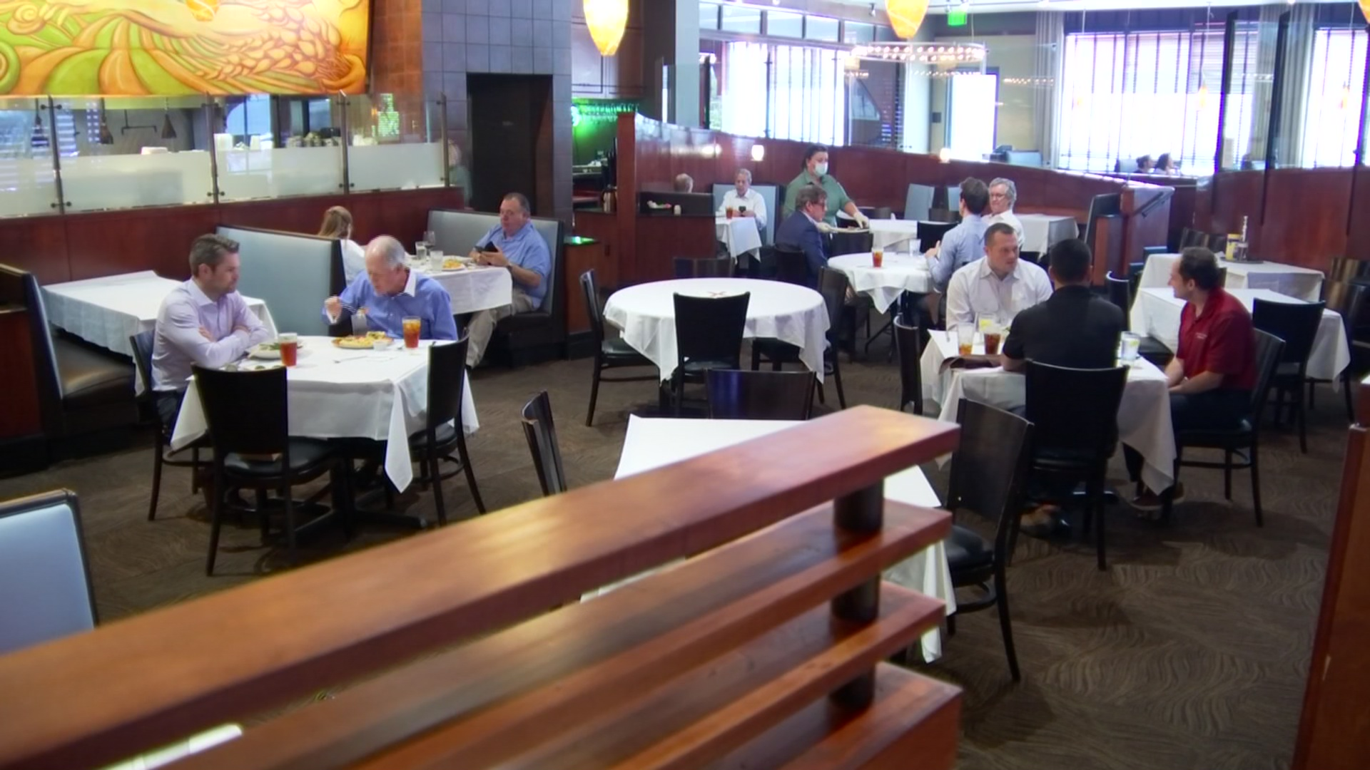 Restaurant Restrictions Ease as Congress Amends Loan Criteria