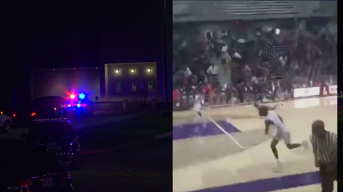 Teen Dies From Injuries Suffered in Shooting at High School Basketball Game