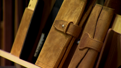 Fort Worth Leather Company Begins to Manufacture Medical Gowns for Health Care Workers