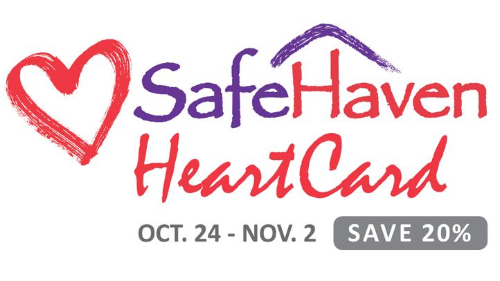 SafeHaven Heart Card 2014
